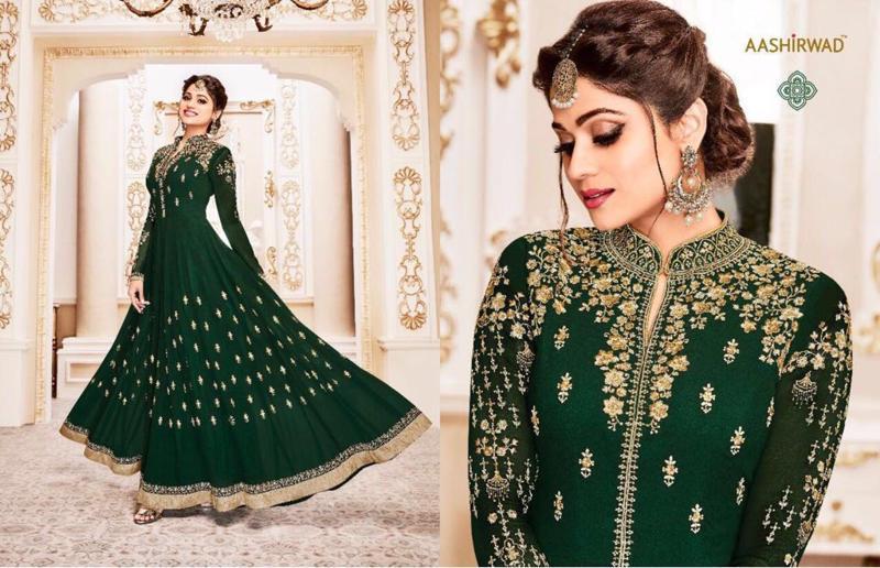Aashirwad Anarkali Suit