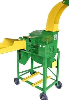 SK- 81 C Double Blower Chaff Cutter Machine