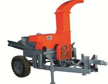 SK- 85 A Triple Blower Chaff Cutter Machine