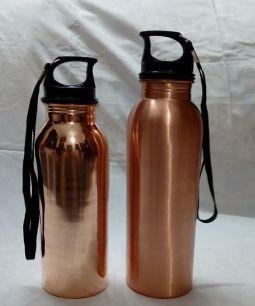 Copper Sipper Water Bottle