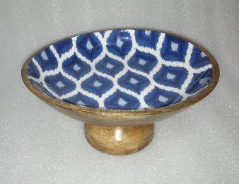 Wooden Printed Bowl