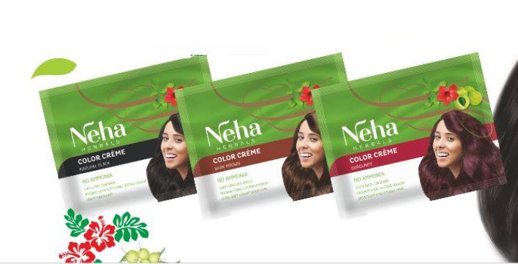 Neha Herbal Colour Cream