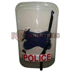 Polycarbonate Shield