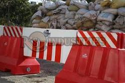 Road Barricade with Connector
