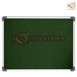 RKS Tenta Pin Up Green Notice Board