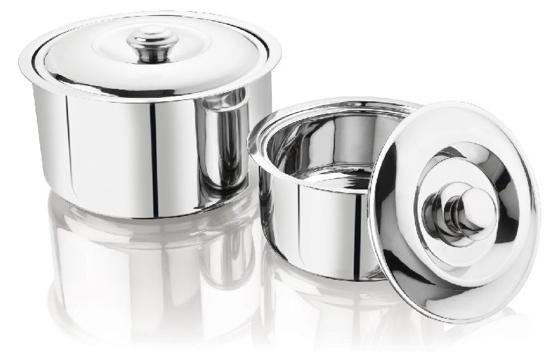 Stainless Steel Hot Pot With Lid