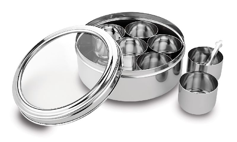 Stainless Steel Spices Box