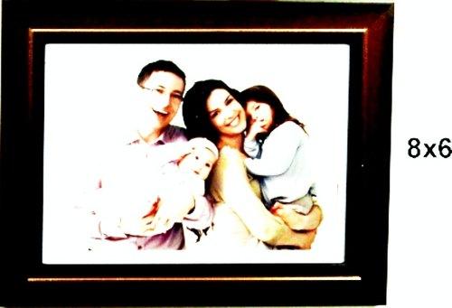 Fiber Photo Frame (8x6 Inch)