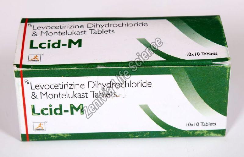 Lcid-M Tablets