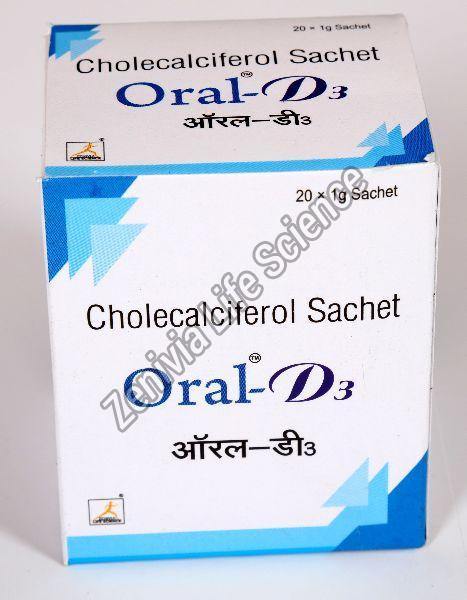 Oral-D3 Sachet