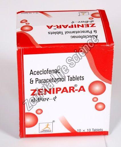 Zenipar-A Tablets