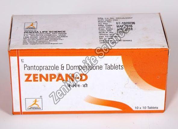 Zenpan-D Tablets