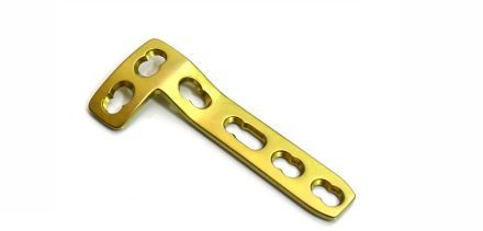 Twin Lock BCP L Buttress Plate