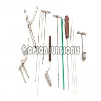 3.5mm Cannulated Instrument Set