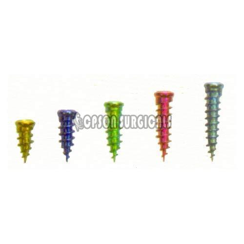 Cervical Spine Screw