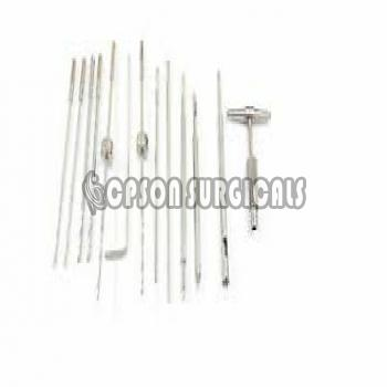 Small Fragment Wise Instrument Set