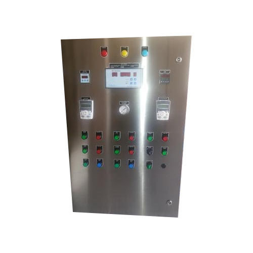Pasteuriser Control Panel