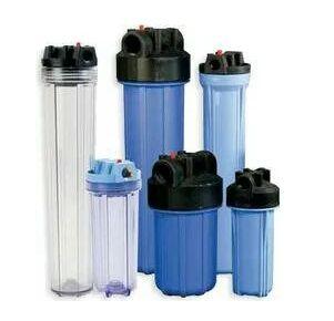 Plastic Water Filter Housing