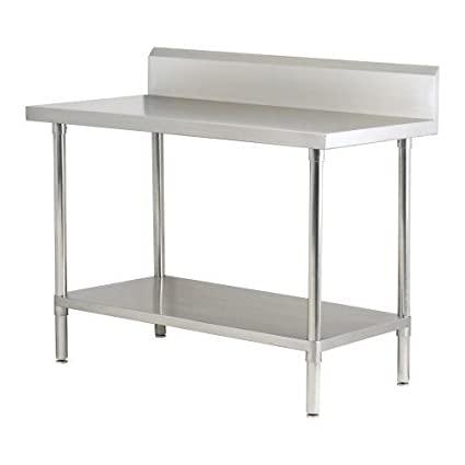 Stainless Steel Kitchen Work Table