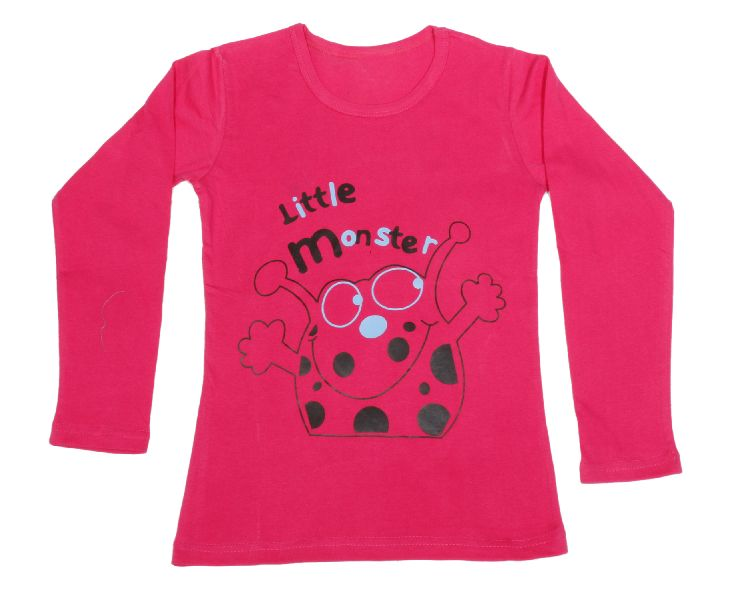 Girls Full Sleeve T-Shirts