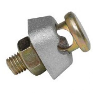 Earthing Connector Single End Clamp