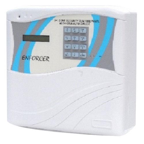 GSM Fire Alarm Panel