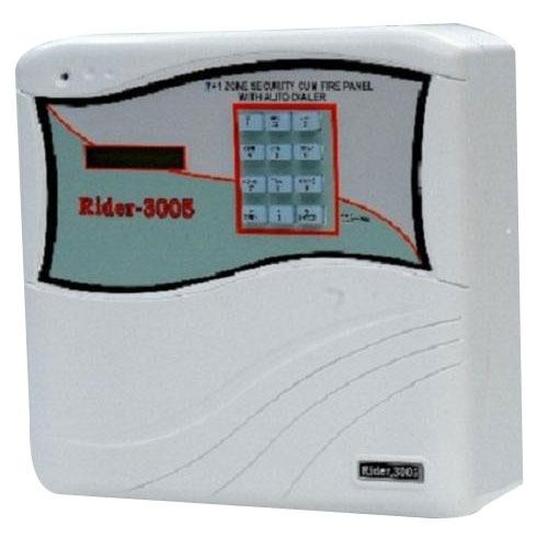Microcontroller Based Security Alarm Panel