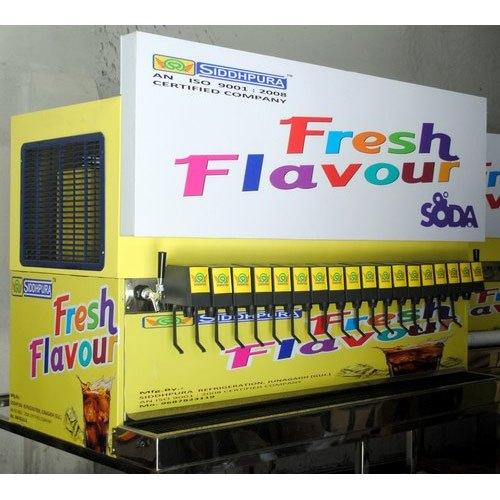 20 Flavor Soda Dispenser Machine