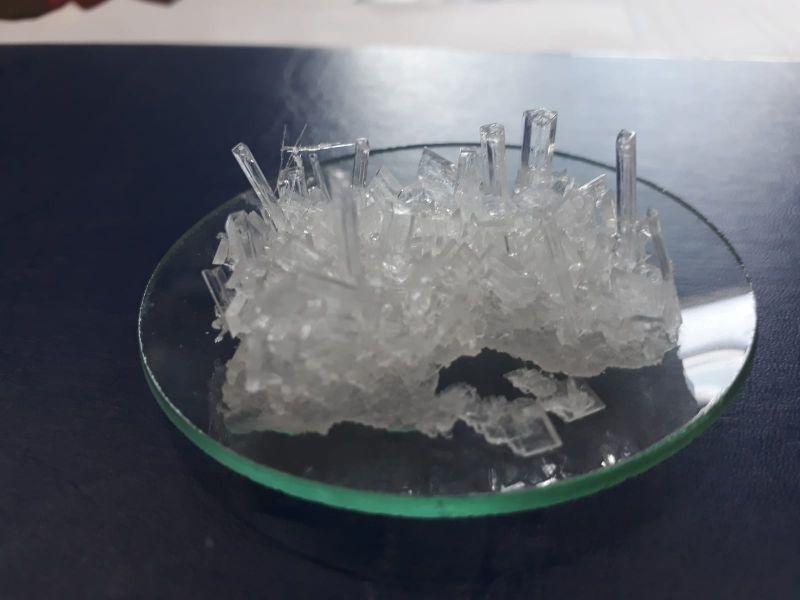 Potassium Nitrate Small Crystal