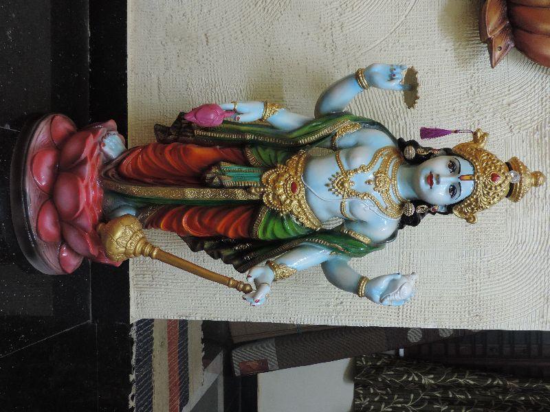 Fiber Statue 10