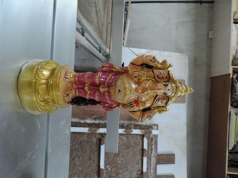 Fiber Statue 16