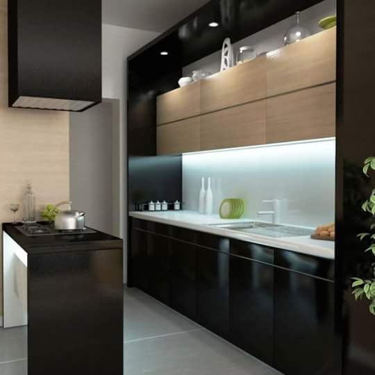 Modular Kitchen Cabinet 06