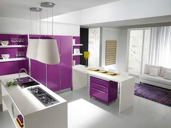 Modular Kitchen Cabinet 08