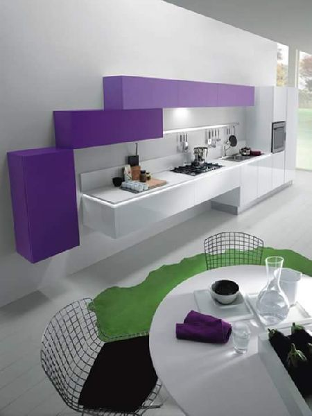 Modular Kitchen Cabinet 09