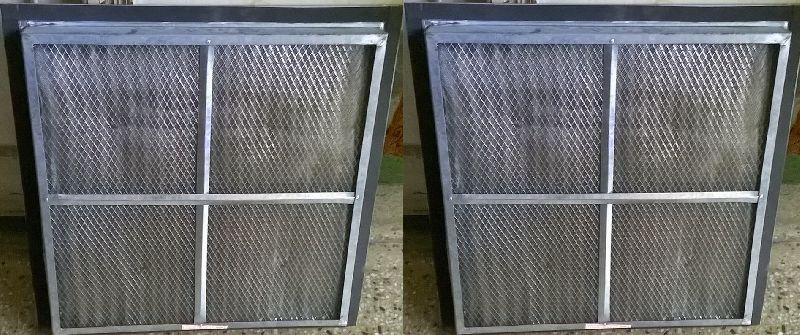 Metallic Filter