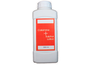 Calamine Sulphur Lotion