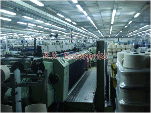 """PU 153"""" Used Sulzer Projectile Looms"""