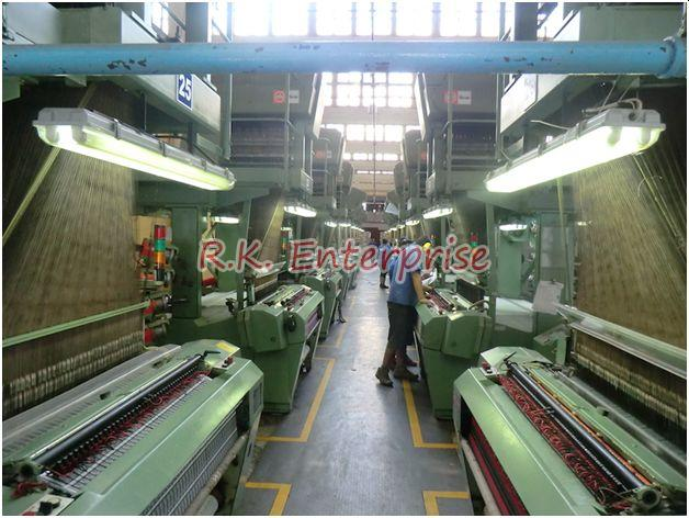 Used Muller MBJ3 Label Looms