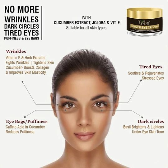 Anti Ageing - Dark Circle Removing Cream