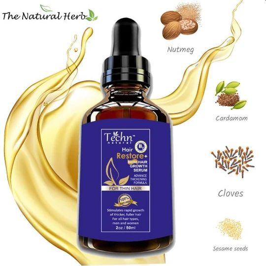 Hair Restore Biotin Hair Growth Serum