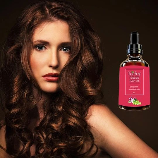 Red Onion Hair Growth Oil