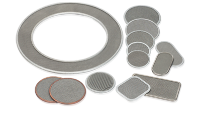 Spin Pack Filter Wire Mesh