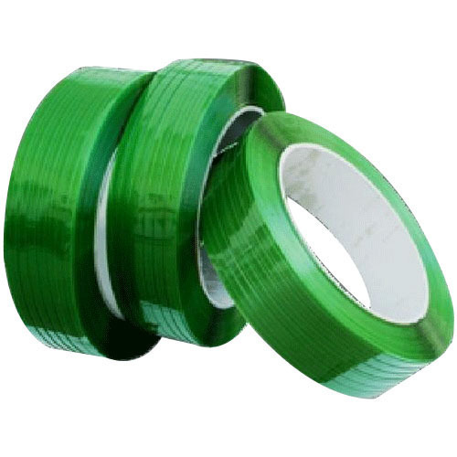 Green PET Strapping Rolls