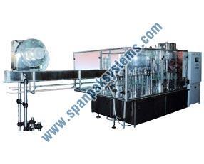 Rotary Liquid Filling Machine