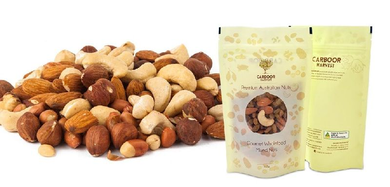 Dry Fruits Packaging Bags
