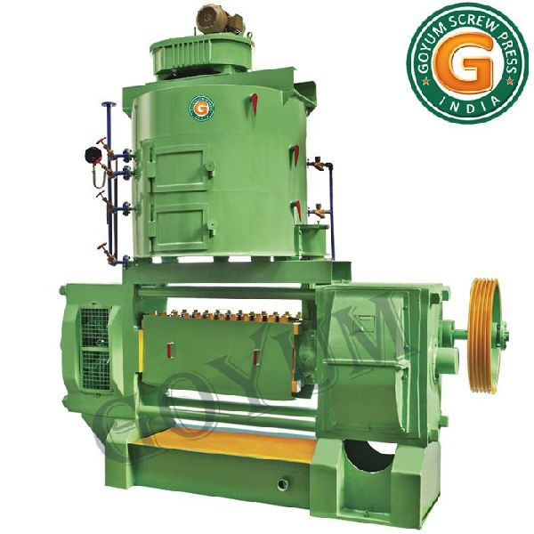 Large Capacity Oil Expeller Machine