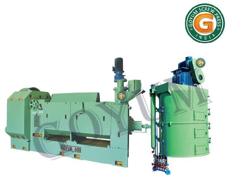 Super Deluxe Oil Press Machine