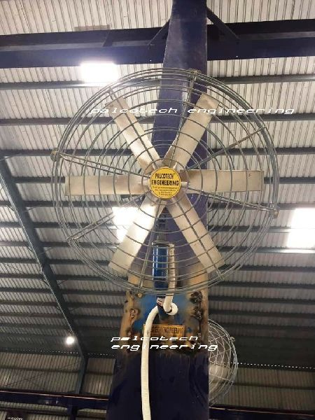 Bracket type Man Coolers / industrial wall fans