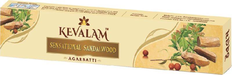 Sensational Sandalwood Agarbatti