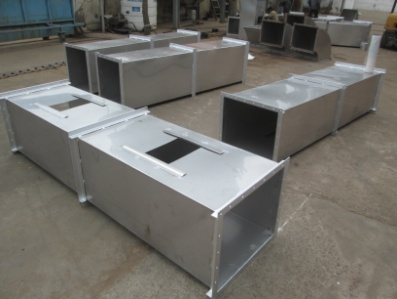 Ducting Fabrication Services